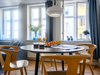 Cozy 1-bedroom apartment in the historical center of Copenhagen close to Tivoli