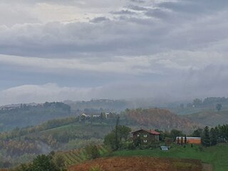Ferrarotti - secluded and peaceful, yet central holiday rental in Piedmont