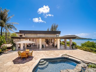Private & Secluded Oceanfront Luxury Oasis - Paiko Lagoon Island