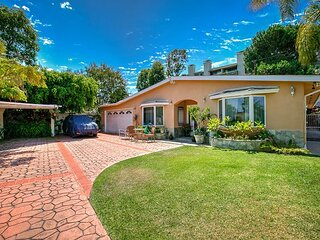 Tranquil Retreat in Torrance w/ Lush Courtyard - 1 Mile to Redondo Beach!