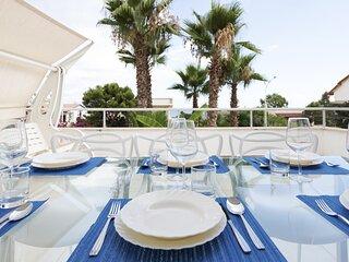 BiancA mare apartment in villa