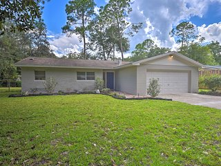 NEW! Contemporary Home ~ 1.2 Miles to UF's Campus!