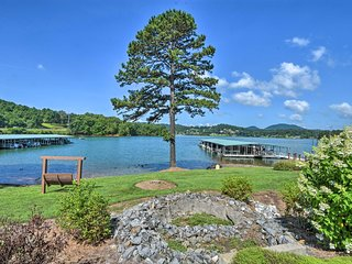 NEW! Hiawassee Haven on Lake Chatuge w/ Boat Slip