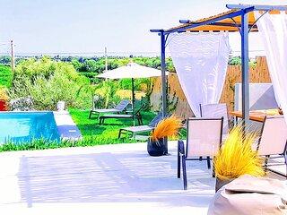 L'Eremita Villa con piscina