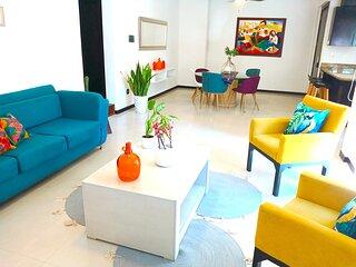 Design Downtown Apartment 8 pax