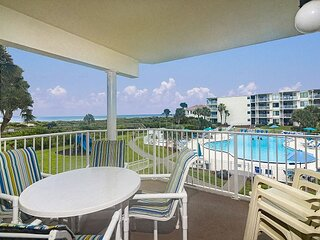 Second Floor Ocean, Pool and Spa View Condo at Colony Reef Club 2204