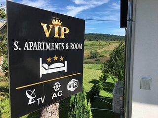 VIP studio apartment Plitvice Lakes with terrace