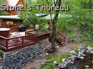 A Stone`s Thoreau  A Stone's Thoreau - Cozy Cabins Real Estate, LLC.