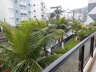 Apartamento Guaruja - Enseada - 2 dorms - 8 pessoas