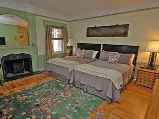 Charming Bedroom in Elegant Starkey Mansion