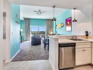 Madeira Bay Resort I 1505 Brand NEW complex with amazing water view!
