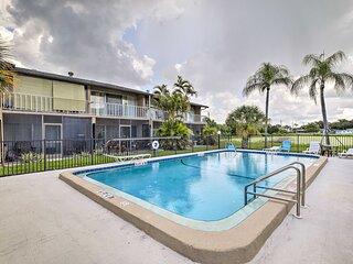NEW! Condo w/Pool Access <4 Mi to Siesta Key Beach