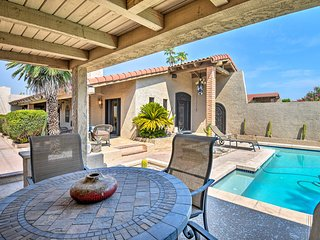 NEW! Desert Oasis w/Private Pool < 2Mi to Old Town