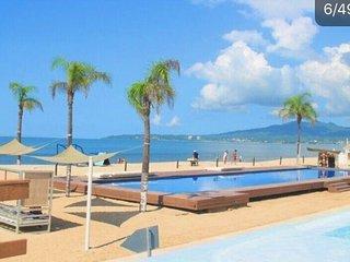 Departamento aria ocean nuevo Vallarta de luxe en la playa