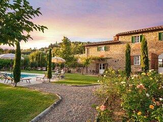 Luxury villa Bramasole