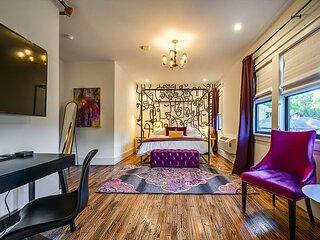 Adina | Green Suite | Designer Lodging in Downtown Austin