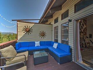 Ruidoso Retreat w/ Game Room, Balcony+Pool Access!