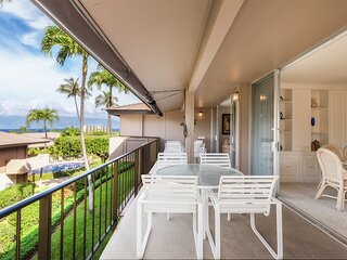 Maui Westside Properties - MAUI ELDORADO D200 - LIGHT & BRIGHT CORNER 2 BEDROOM!