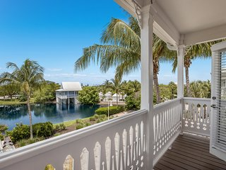 Anglers Club Key West Town home with Pool and Dock
