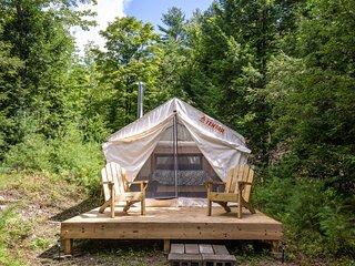 Tentrr Signature Site - Pucker Ridge Farm
