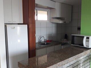 202 T1 - Apartamento de frente ao mar