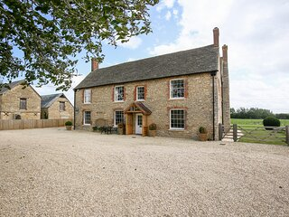 Shifford Manor Farm, Bampton, Oxfordshire