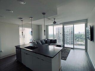 Modern Midtown Atlanta High-Rise