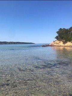 Baia di Pinarello/ Baie de Pinarello/ Pinarello's bay