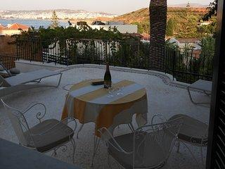 Maison de vacances a 200m de la plage, 3 min / 3 km de Chania Crete