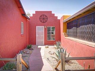 Quaint & Comfy Casita in Midtown Tucson