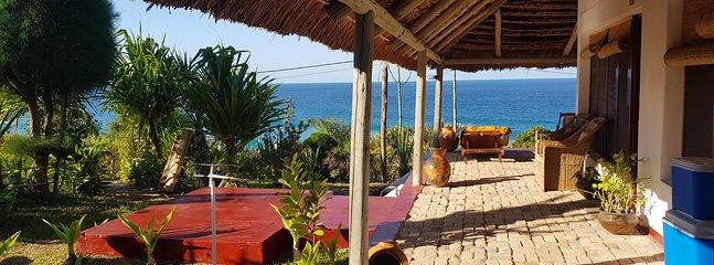Beach house in Tofinho Inhambane, vacation rental in Mozambique