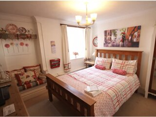 Homely 1 bedroom private studio/flat