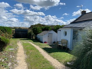 A newly refurbished Cornish country cottage near Padstow