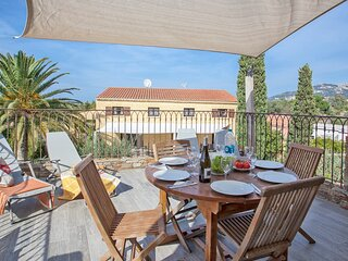Very nice apartment 'Hortensia' 4-6 persons, air conditioned, terrace wi...