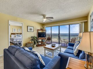 Just added Gulf front condo! Updated, clean and SANITIZED ~ rent-ready!!