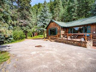 Colorado Bear Creek Cabins Mountain Home