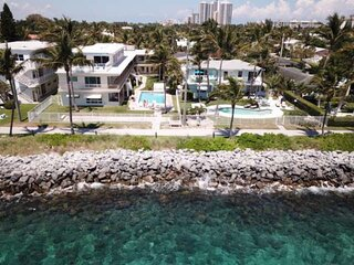 Southwind 5-King1BD-Island Chic-On Waterway/Steps to Sandy Beach/Tropical Paradi