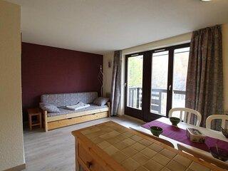 Appartement - 2 pieces - 5 personnes - Puy saint Vincent