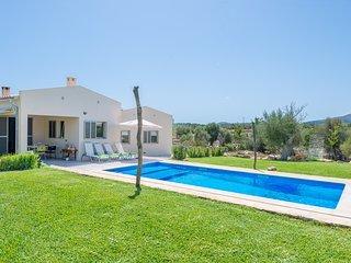 CAN COLOMER FERRAGUT  - Villa for 6 people in Arta