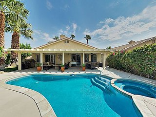 NEW! Home with Private Pool & Spa at Country Club - Close to Festivals & Golf