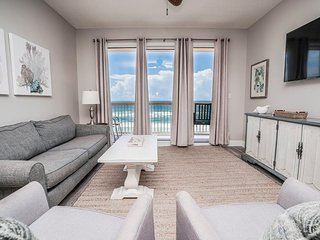 Calypso 608W- Walk to Pier Park - Beautiful Pier Views & Updated Unit!