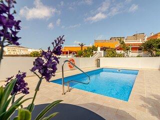 Casa Marjoes II + Pool + Terrace + BBQ