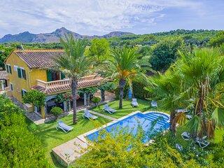 Villa Olivers Vera
