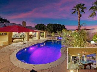 Casa Del Sol: #259070 4 BR Pool, Spa, Pool Table, Basketball