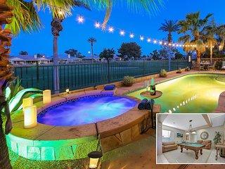 The Sweet Retreat: Pool, Spa, Pool Table