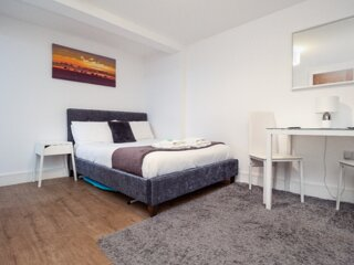 SAV Apartments - City Centre Studio Regent Road (Flat 6)