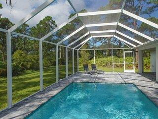 Palm Dream Villa K5, 3BR/2Bath, private Pool, close to Beaches, Golf Courses