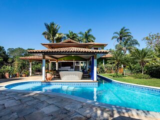 Buz010 - Spectacular mansion with 5 bedrooms and pool in Búzios