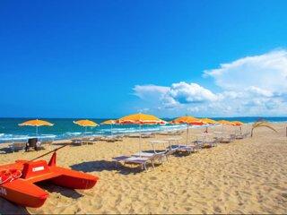 Residence Costa del Sole appartamento 50 mt dalla spiaggia di sabbia