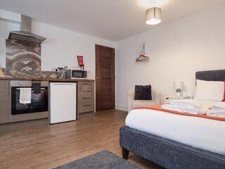 SAV Apart Leicester - Luxury Studio Regent Road (Flat 8)